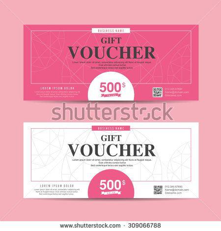 Best 25+ Gift voucher design ideas on Pinterest Gift vouchers - creating a voucher