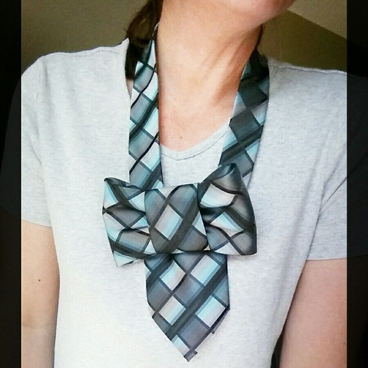Upcycled ties are the perfect statement piece in any wardrobe. Desert Pearl Designs has many styles and colors available. Come find yours!