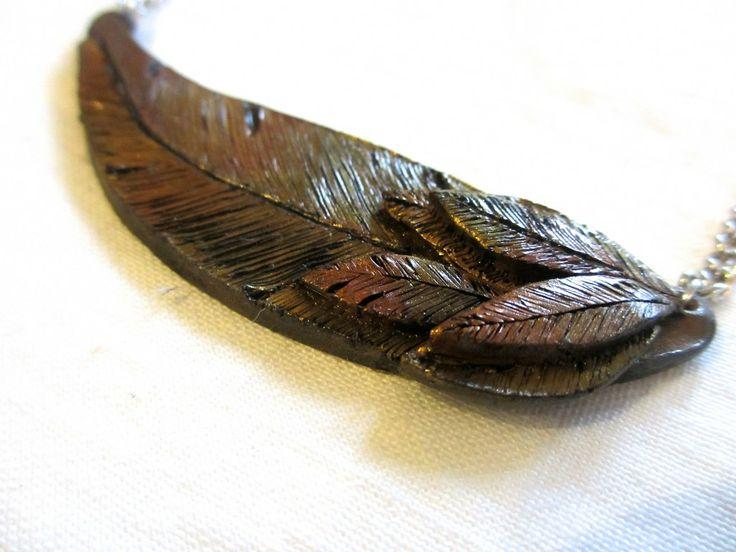 DIY - statement feather