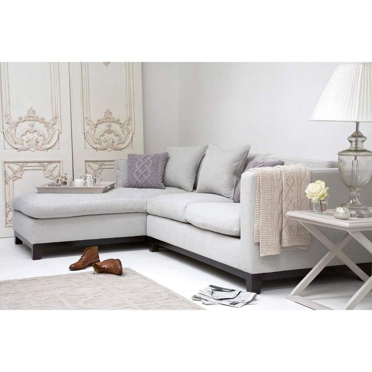 Montague L Chaise Sofa