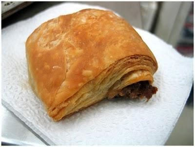 Haitian Beef Patties Recipe by ANTOINETTESMITH via @SparkPeople
