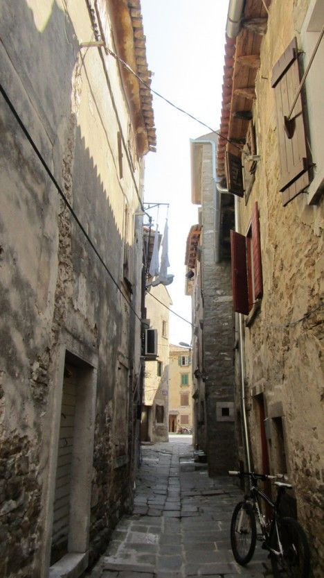 Buje, Istria, Croatia