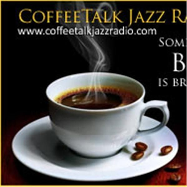 """Coffee Talk Jazz Radio    We'll bring you the latest information about jazz festivals, award shows, concerts and much more.  Our listeners are encouraged to call the show (1-347-934-0108) and talk with their musical heroes.       Our featured guests are extraordinarily talented and they come from diverse backgrounds, creating a style of music thats sublimely beautiful, often exuberant and always innovative.   """"Grab your Coffee"""" and pull up a chair, and let's share a bit of Coffee Talk…"""