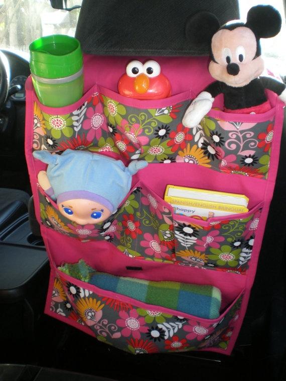 Lassig Car Seat Organiser