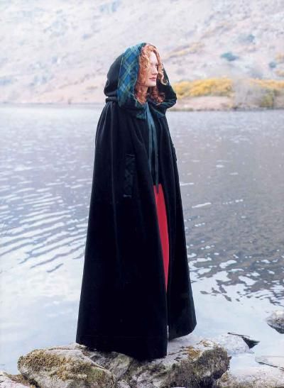 Cloaks of Ireland Handcrafted Cloaks and Capes made in ...