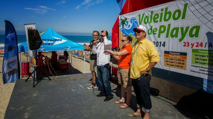 NOTILIBRE TIJUANA, por la libertad de informar.: Supera expectativas voleibol de playa