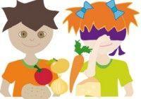 Attività, schede, esperimenti sull'educazione alimentare per i bambini della scuola primaria e scuola dell'infanzia