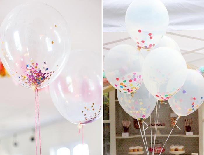 8 maneiras de deixar um balão de festa mais charmoso |http://www.blogdocasamento.com.br/8-maneiras-de-deixar-um-balao-de-festa-mais-charmoso/