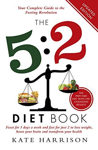 The 5:2 Diet Book: Feast for 5 Days a Week and Fast for 2 to Lose Weight, Boost Your Brain and Transform Your Health - http://www.darrenblogs.com/2017/03/the-52-diet-book-feast-for-5-days-a-week-and-fast-for-2-to-lose-weight-boost-your-brain-and-transform-your-health/