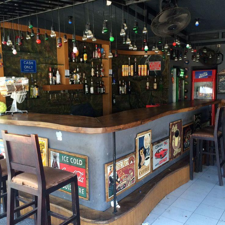 Bar: The Place to Be Address: Jalan Danau Poso