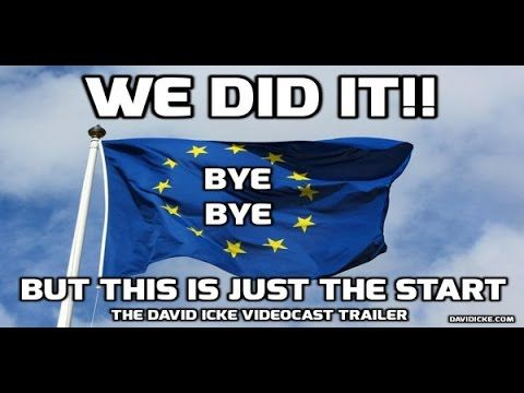 WE DID IT!! But This Is Just The Start - The David Icke Videocast/Podcast trailer - YouTube