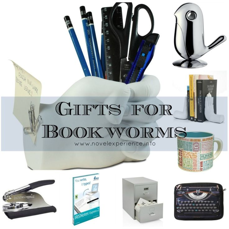 A host of great gift ideas for bookworms and writers readers. From great desk ornaments to quirky items - guaranteed to delight anyone