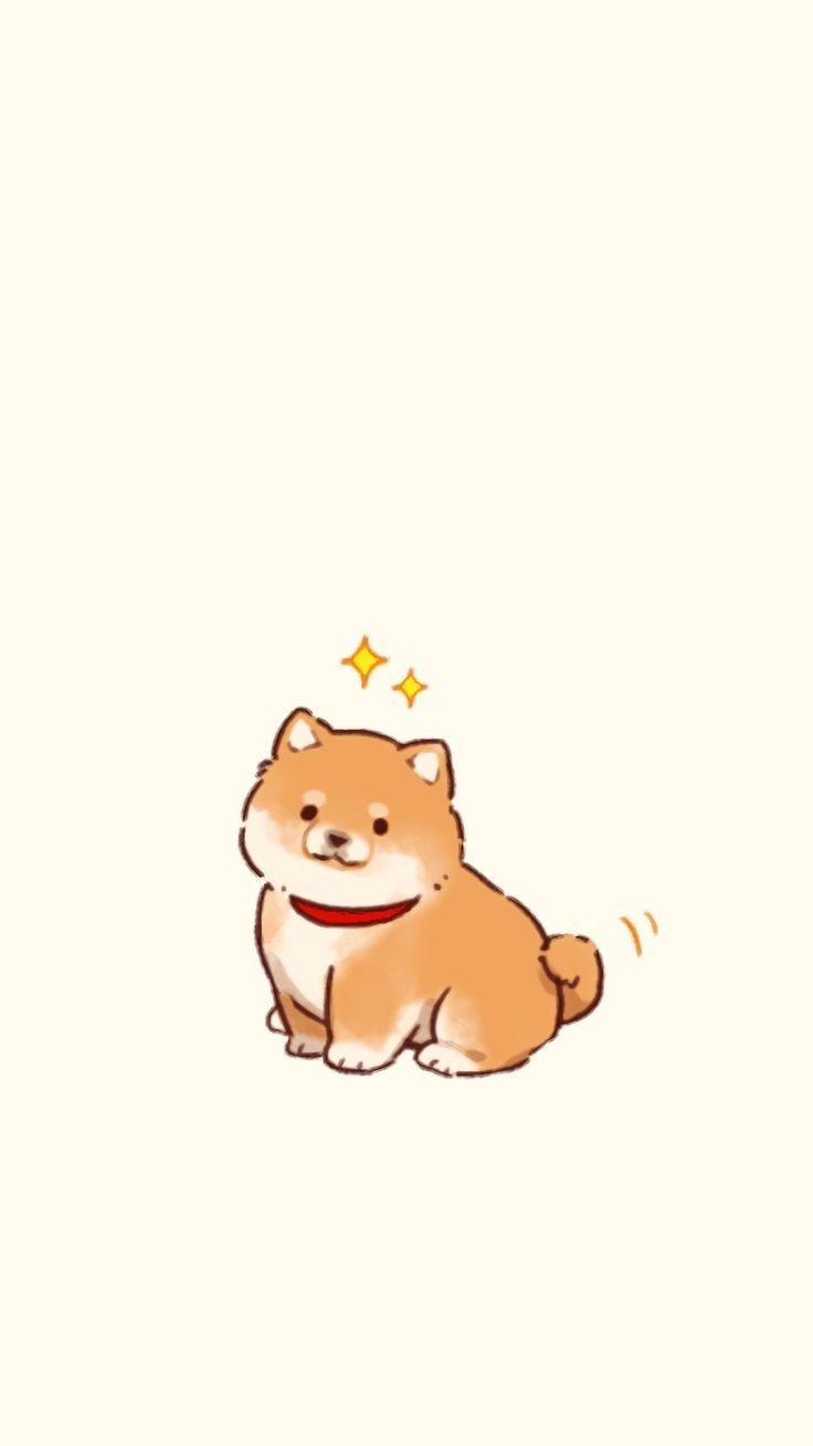 Kawaii Stuff おしゃれまとめの人気アイデア Pinterest Jacqueline Kotori 犬 イラスト かわいい 犬 イラスト 無料 犬 壁紙