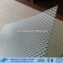 High Quality stainless steel/Aluminum expanded metal wire mesh plate sheet/expanded metal lath for sale