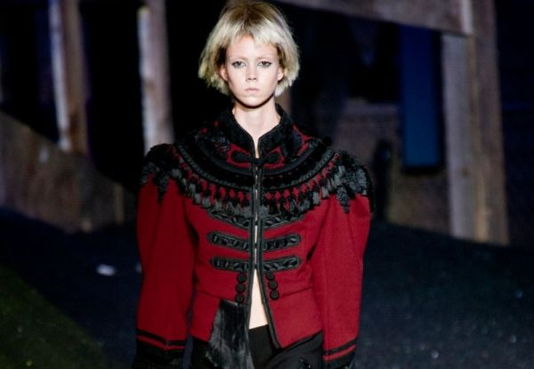 Video: Marc Jacobs SS 2014 - MarieClaire