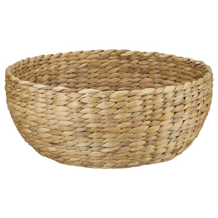 Water Hyacinth Decorative Bowl
