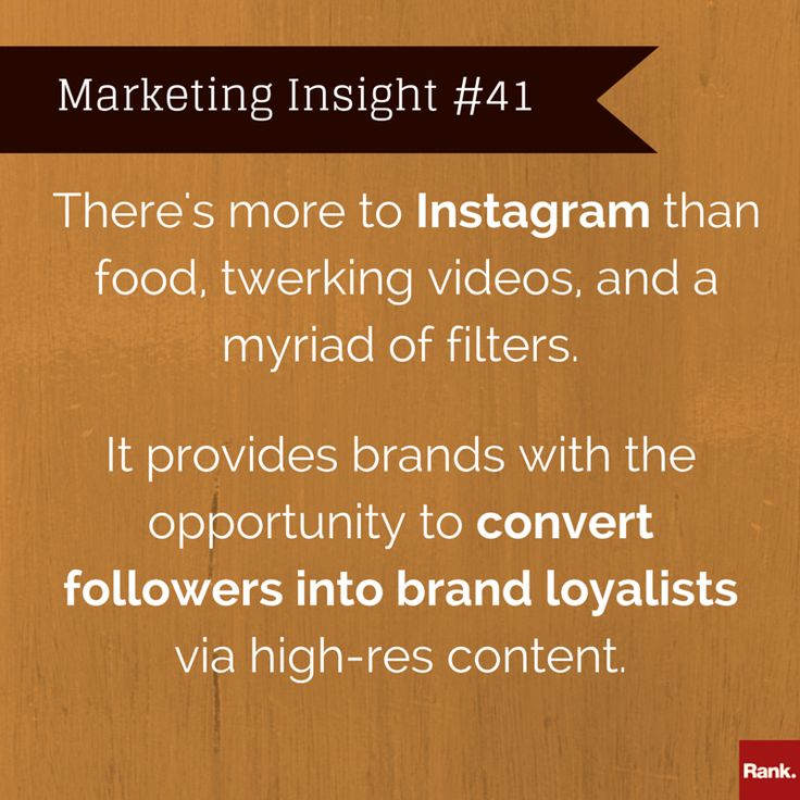 Marketing Insight #41: You Don't Have To Twerk To Generate Likes On Instagram