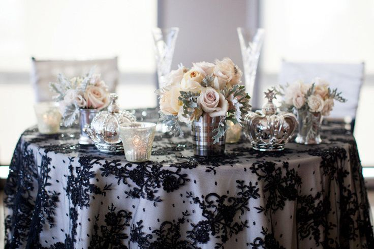 Tulle and Lace for Your Romantic I Do's