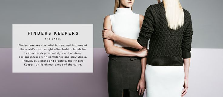 Finders Keepers The Label | Finders Keepers | BNKR |