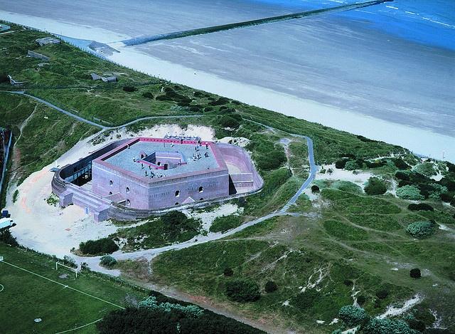 Fort Napoleon, Oostende by Erf-goed.be, via Flickr