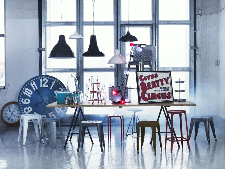 22 best Scandanavian Industrial images on Pinterest | Industrial ...