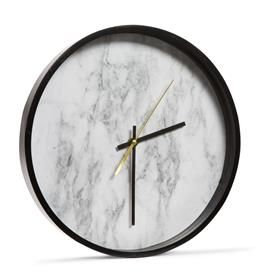 Marble Effect Clock