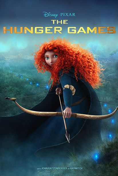 What if Pixar created The Hunger Games?