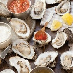 Every weekend is a good weekend for an Oyster Roast, grab our quick recipe here!