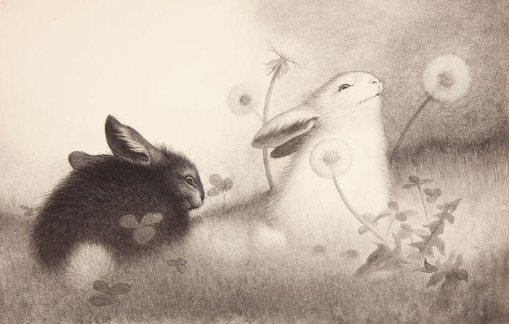 Rabbit's Wedding by Garth Williams