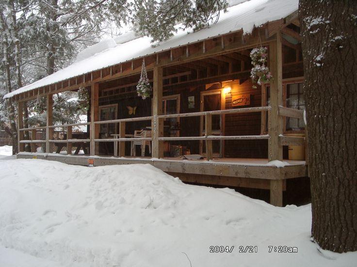 Adirondack Cabins On the Lake - Bing images
