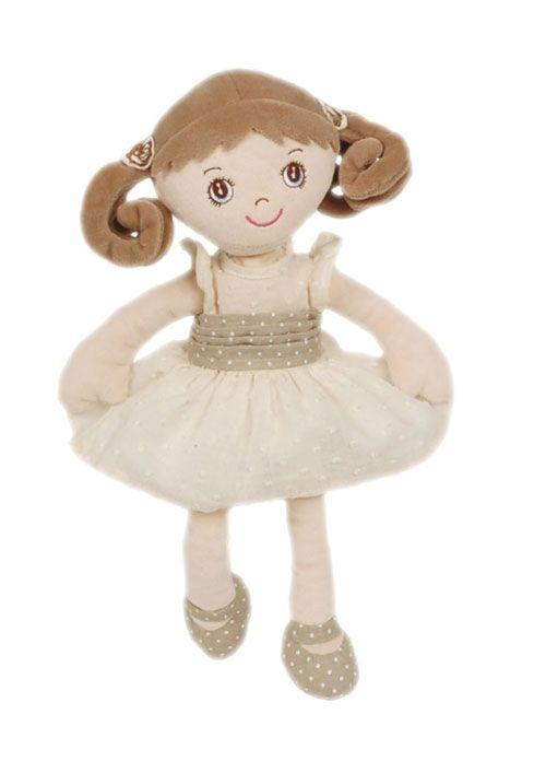 Πάνινες : Πάνινη κούκλα Nadinka | Toy-Box.gr - Καλά Εκπαιδευτικά Παιχνίδια