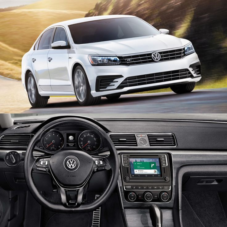 The VW Passat - always there for you and your family. Visit shop.ggbailey.com to learn more about our custom OEM quality car mats. #VW #Passat #GGBAILEY #CarMats #FloorMats