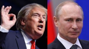 "President Trump spoke with Russian President Vladimir Putin by telephone Tuesday, and discussed the situation in Syria, the White House reported. A released statement said the two Presidents agreed on the need for safe zones for Syrians fleeing violence.  It was the first time the two had spoken since the U.S. launched the missile strike against the air base in Syria, after the gas attacks. ""President Trump and President Putin agreed that the suffering in Syria has gone on for far too long…"