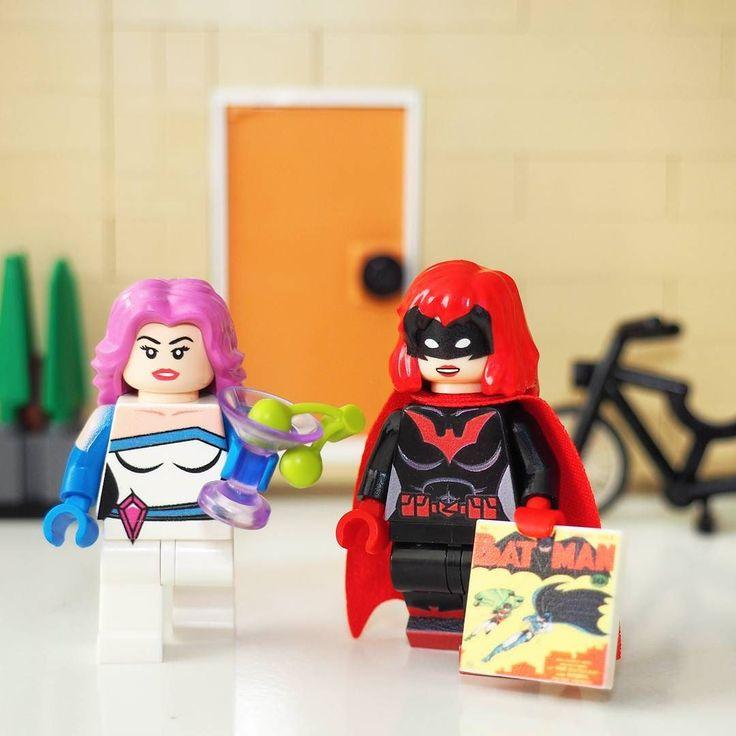 Batwoman and Jewel aka Jessica Jones  (Lego Batman 3 Game) #BrickShift #brickcentral #stuckinplastic #brick_vision #legominifigures #bricknetwork #legostagram #legography #batman #legobatman #legodccomics #dccomics  #toyslagram_lego  #brickleague #toyboner #brick_amazing #brickify #vitruvianbrix#lego #brickinsider #brickverse #brickinfocus #brickpichub #legographerid #lego_hub  #TopToyPhotos  #brick_focus #toygroup_alliance #womenintoyphotography #TopToyPhotos_lego by legoliscious