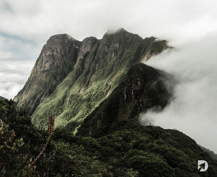 Pico Paraná - Serra do Mar - 1877m - BR