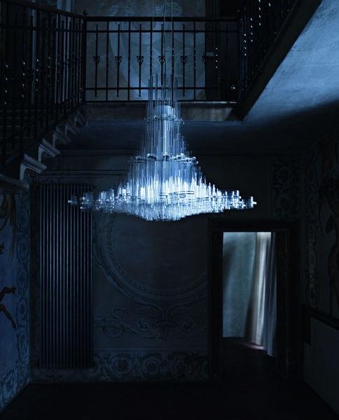 #light #lighting #lamp  #design Uma Pending light by Giancarlo Tintori