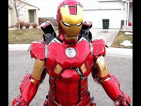Awesome #ironman suit! Frickin' awesome!