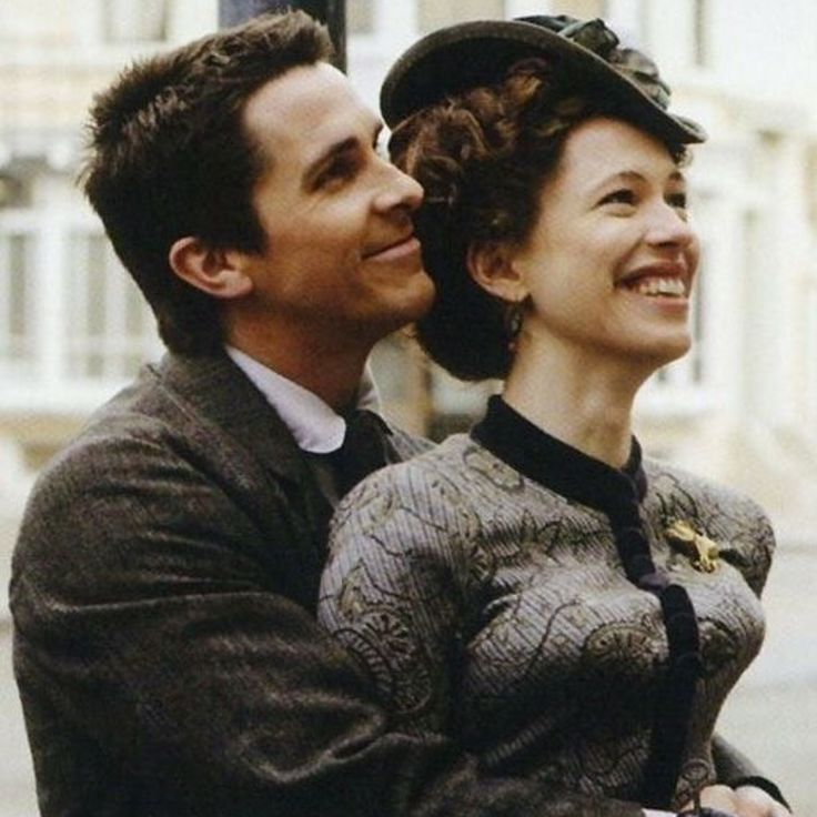 Christian Bale, Rebecca Hall | The Prestige