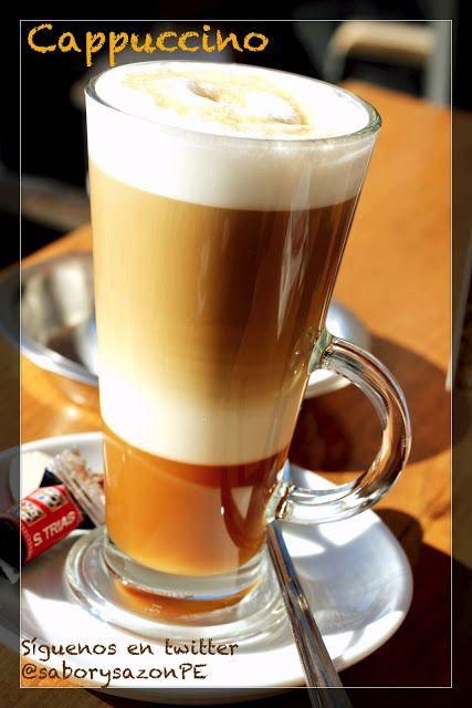 Cómo preparo un #cappuccino en cinco pasos súper fáciles #cafe http://comopreparoun.blogspot.com/2013/09/como-preparo-un-cappuccino-en-cinco-pasos-receta-facil-y-rapida.html
