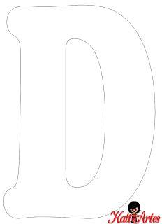 Este alfabeto es genial para usar como plantilla para hacerlo a tu gusto.                                                                                                                                                                                 Más