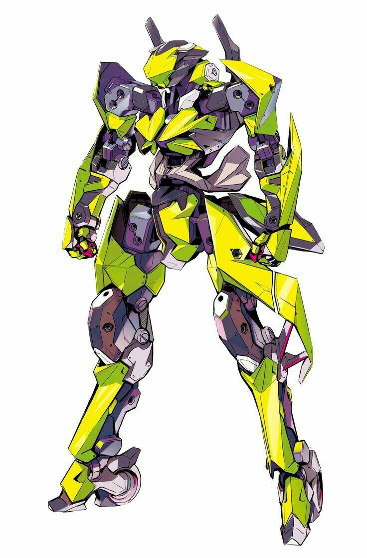 Pin By Justin Jcyk On Mecha Mecha Anime Robot Art Robot