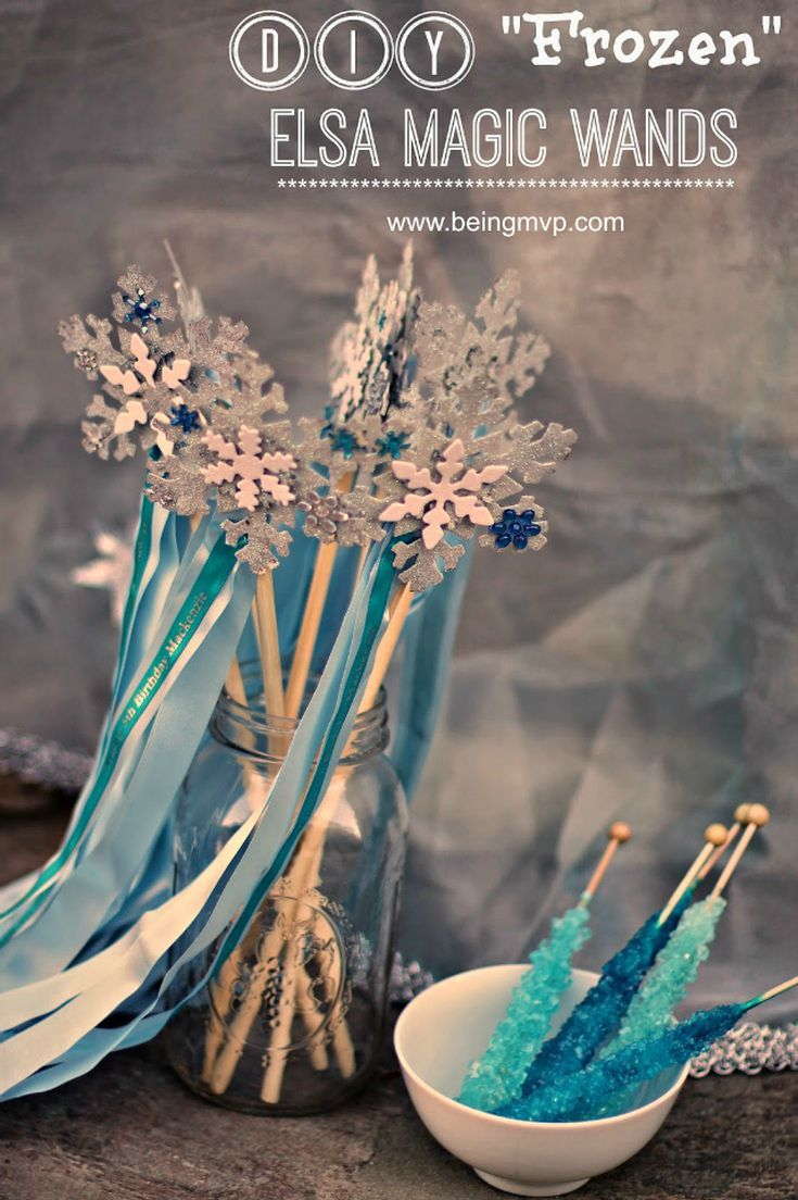 9 Frozen Birthday Party Ideas
