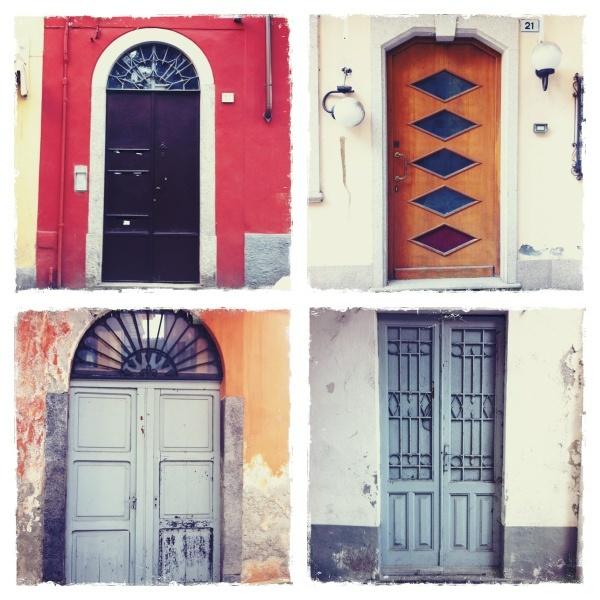 More doors of Italy