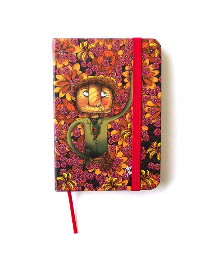 "Sketchbook ""O Homem da Gravata Florida"" already available at the online store: http://tinyurl.com/ogmh6mm"