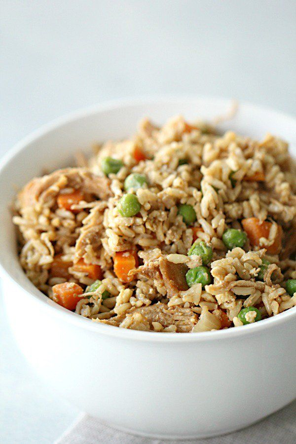 Chinese Chicken Fried Rice Recipe Better Than Take Out Recipe Fried Rice Chicken Fried Rice Recipe Chinese Chicken Stir Fry