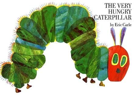 The Very Hungry Caterpillar: Worth Reading, Ericcarle, Kids Books, Books Worth, Veryhungrycaterpillar, Very Hungry Caterpillar, Childrenbook, Children Books, Eric Carle