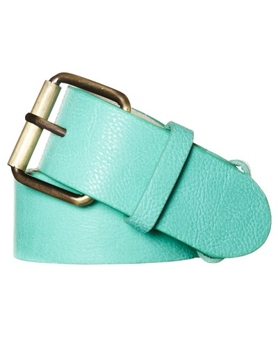 Ice Cream Belt in mint, AU$24.95 by Indy C, from Surfstitch, Australia. (online store only) Also comes in tan and melon.