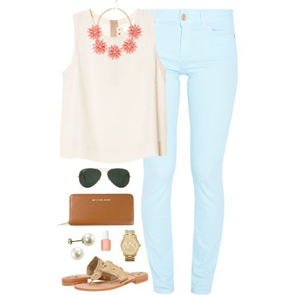 20 Great Polyvore Outfits for School