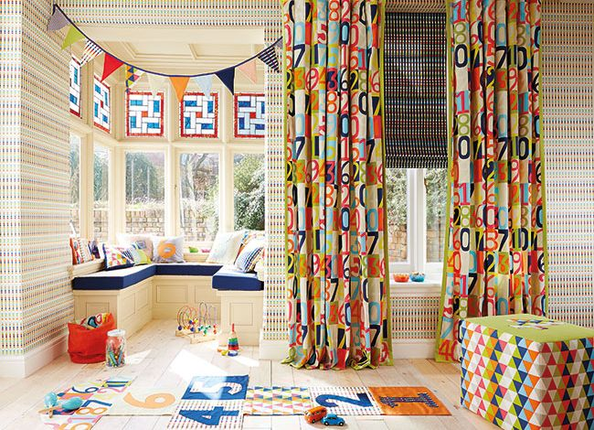 Harlequin - All About Me Fabrics
