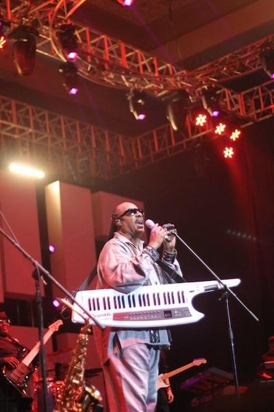 Stevie Wonder (Java Jazz Festival 2012)